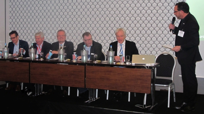 DCP Live panel with industry experts