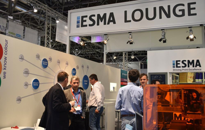 ESMA pavilions at drupa 2020 are filling up