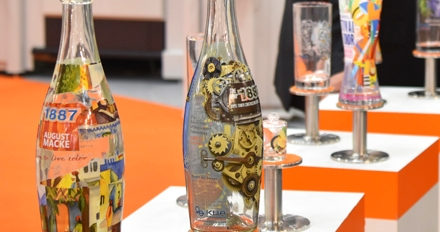 GlassPrint is the only event dedicated to glass decoration