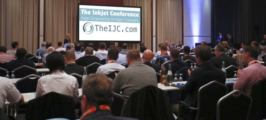 In 2015 TheIJC brought together 400 inkjet experts
