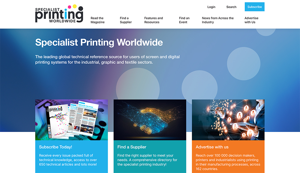 Specialist Printing Worldwide has some very exciting news!
