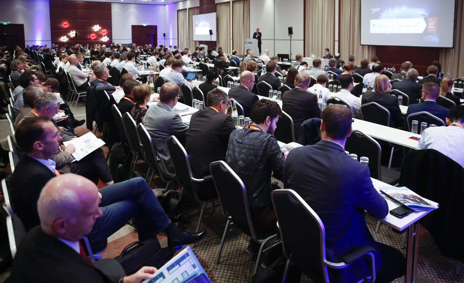 TheIJC 2017 attracted a record of 525 attendees