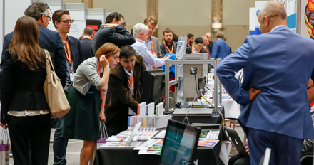 TheIJC hosts 50 presentations and 70 tabletop exhibitors