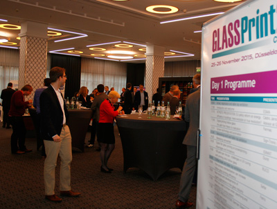 Regular intervals will allow attendees to visit a sold-out exhibition and several networking events