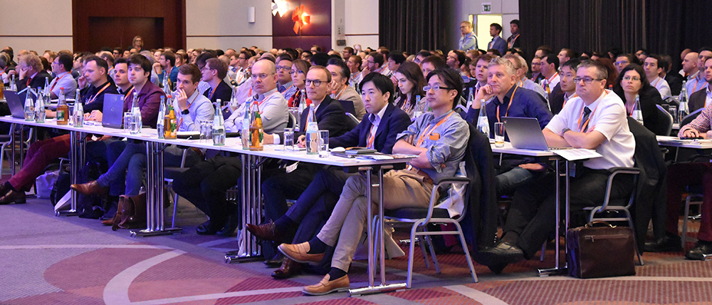 TheIJC 2018 brought together 550 participants from 26 countries